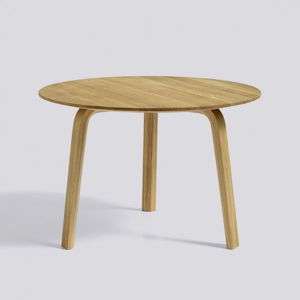 BELLA COFFEE TABLE Ø60/H39 Oiled oak