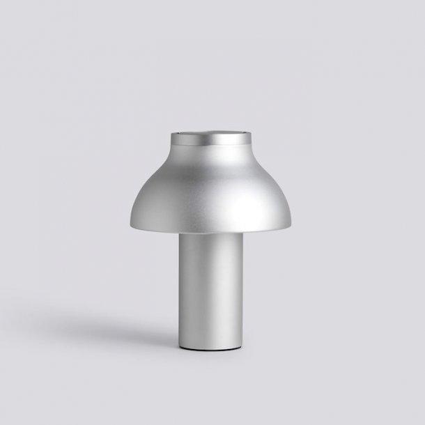 PC TABLE LAMP Small Aluminium