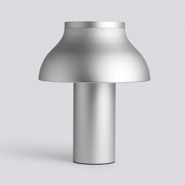 PC TABLE LAMP Large Aluminium