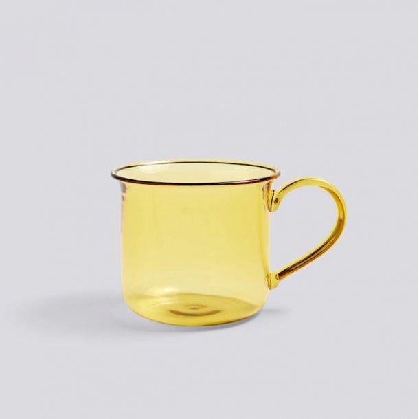BOROSILICATE (Sale on yellow mug/cup only)