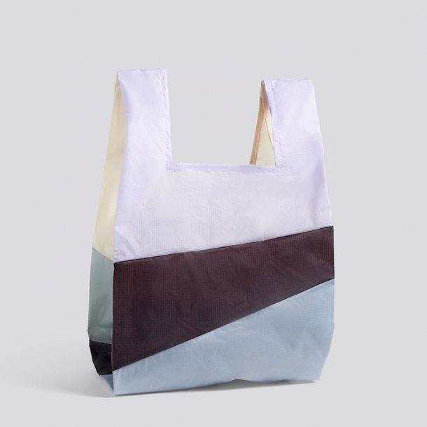 SIX-COLOUR BAG Large No 2