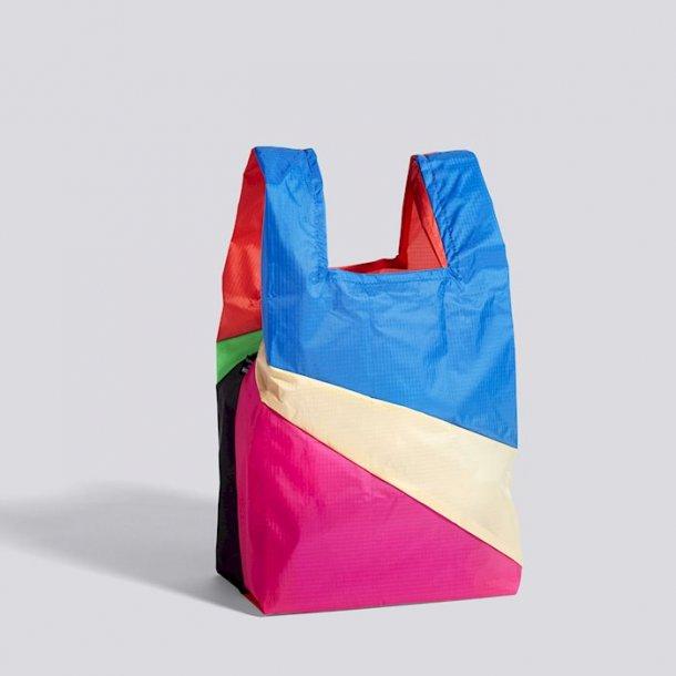 SIX-COLOUR BAG Medium No 6