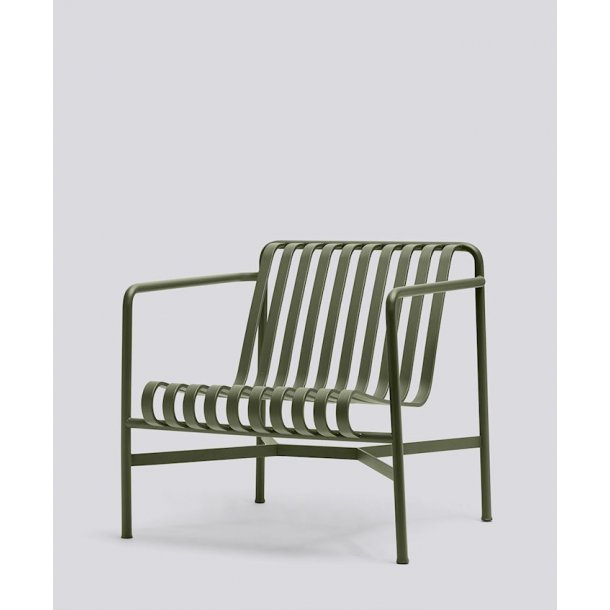 PALISSADE / LOUNGE CHAIR LOW