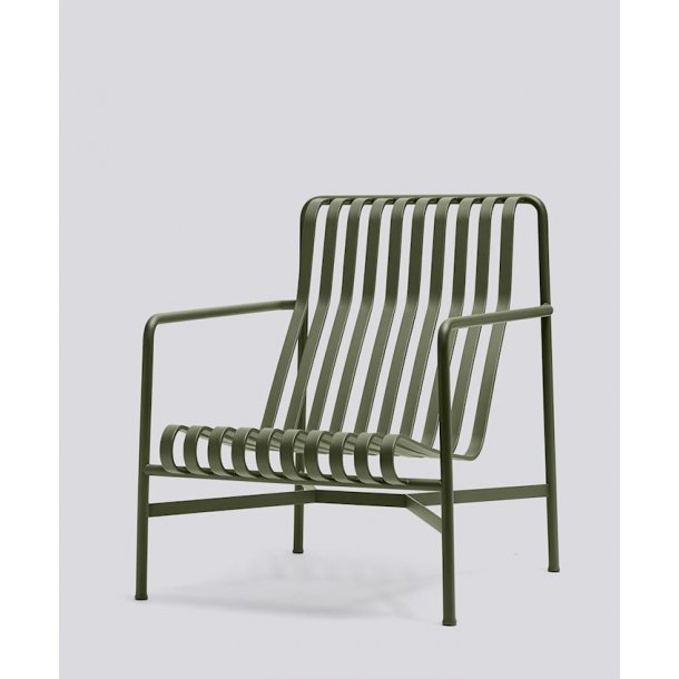 PALISSADE / LOUNGE CHAIR HIGH