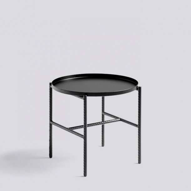 REBAR SIDE TABLE 77 x 44 x H55 cm Marble