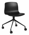 Black seat,Black frame