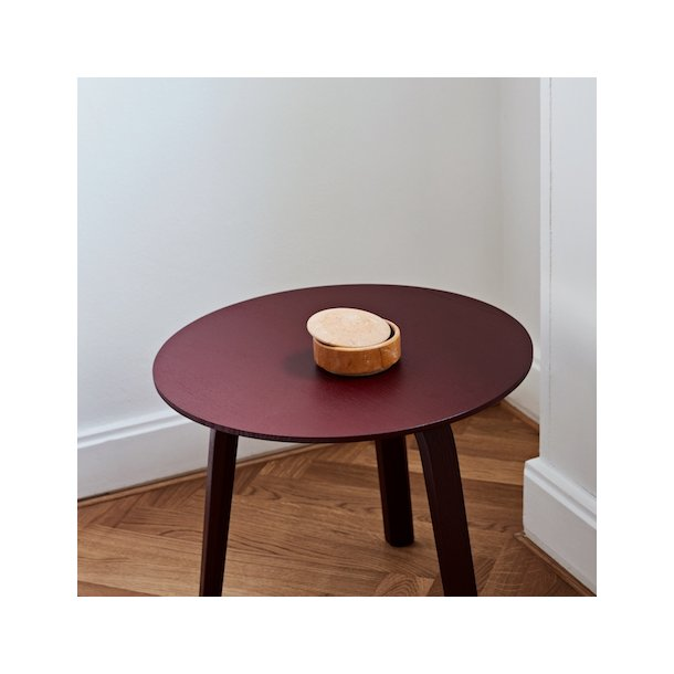 BELLA COFFEE TABLE - BRICK RED