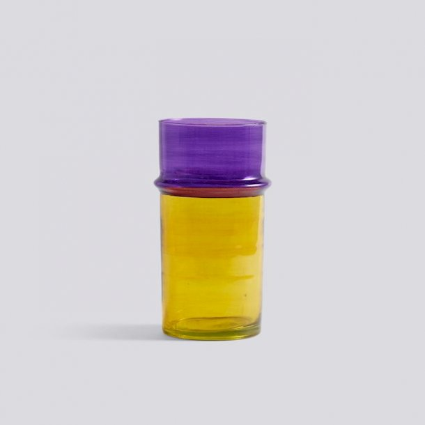 MOROCCAN VASE Large Yellow