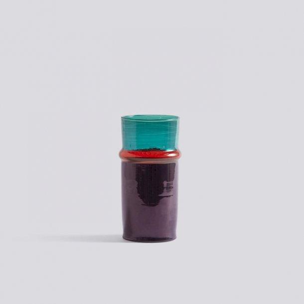 MOROCCAN VASE Small Purple