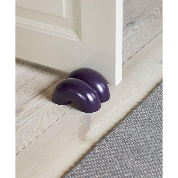 W & S / DOUBLE DONUT DOORSTOPPER