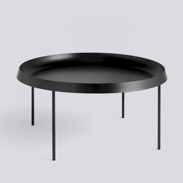 TULOU COFFEE TABLE Ø75 Black