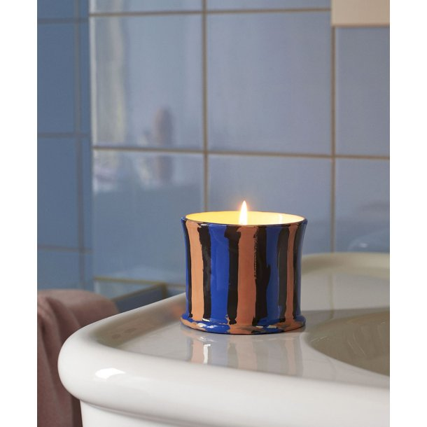 STRIPE SCENTED CANDLE