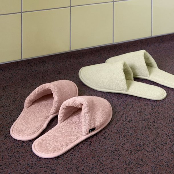 FROTTÉ SLIPPERS