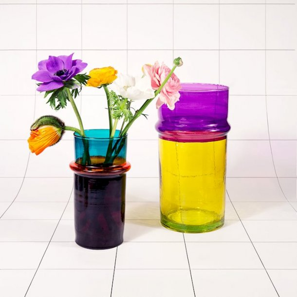 MOROCCAN VASE (Sale on pink only)