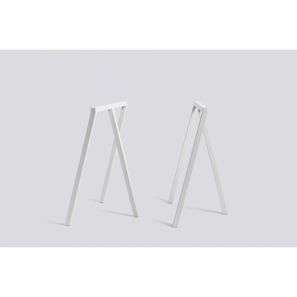 LOOP STAND FRAME White