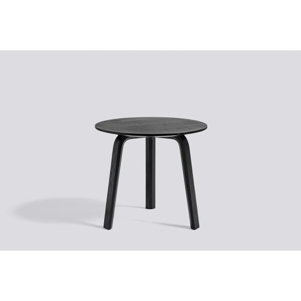 BELLA COFFEE TABLE Ø45/H39 Black