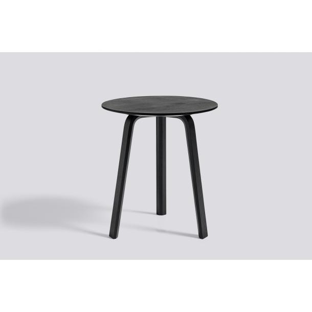 BELLA COFFEE TABLE Ø45/H49 Black