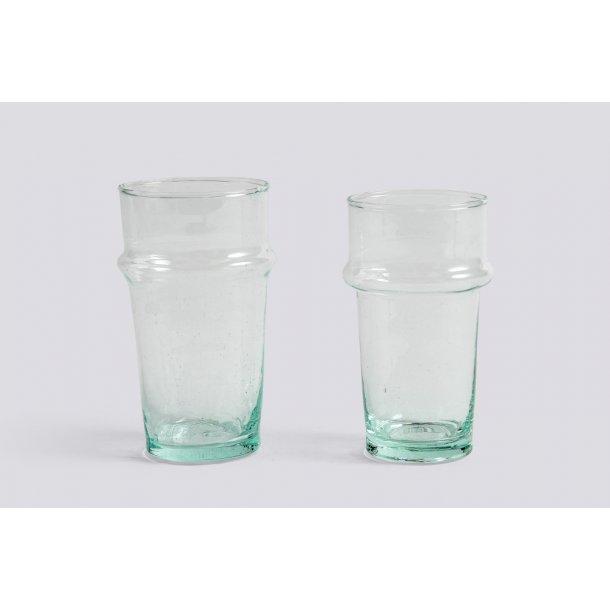 MAROCCAN HANDBLOWN GLASS